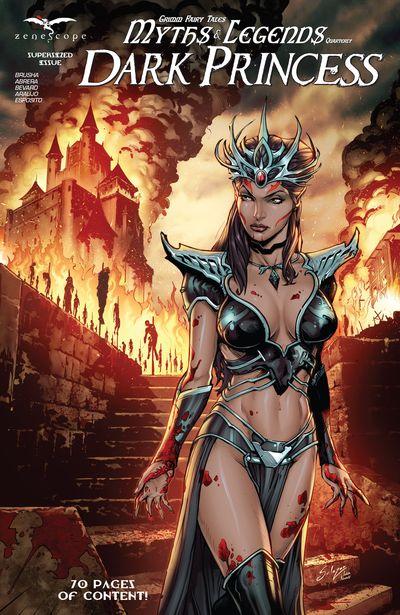 Grimm Fairy Tales Myths & Legends Quarterly – Dark Princess (2021)