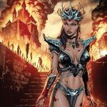 Grimm Fairy Tales Myths & Legends Quarterly – Dark Princess (2021)