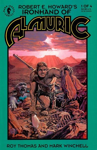 Ironhand of Almuric #1 – 4 (1991)