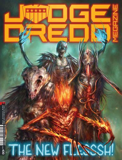 Judge Dredd Megazine #430 (2021)