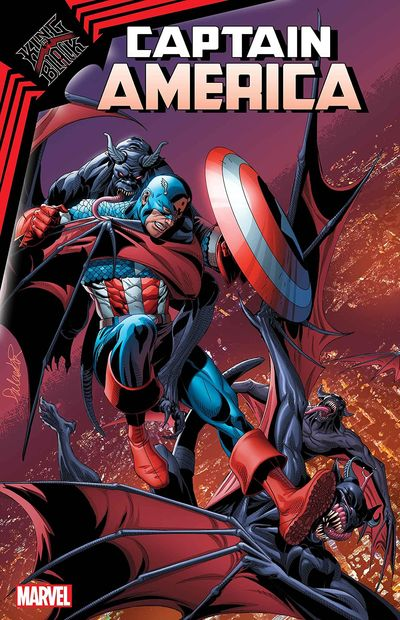 King In Black – Captain America #1 (2021)