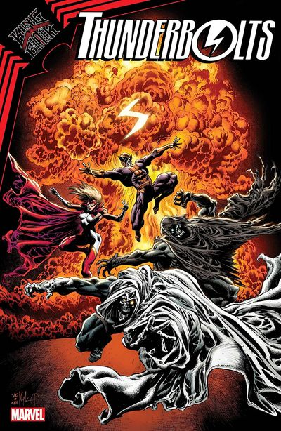 King In Black – Thunderbolts #3 (2021)