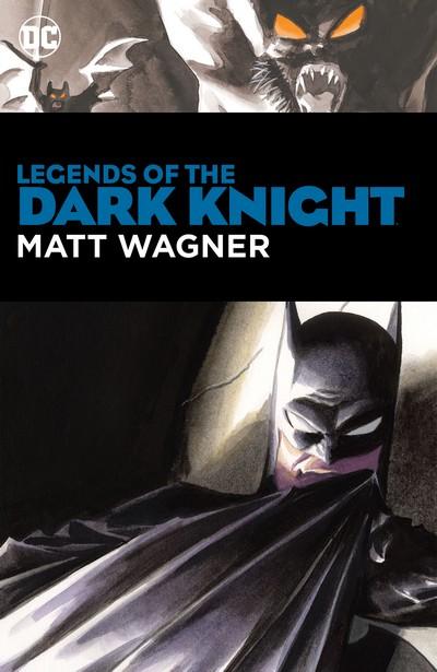 Legends of the Dark Knight – Matt Wagner (2020)