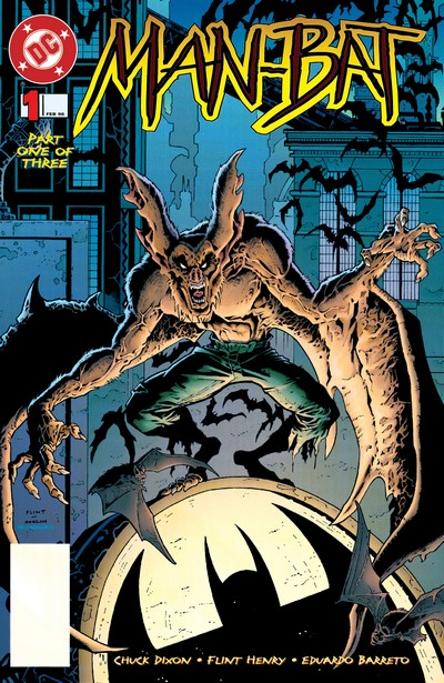 Man-Bat Vol. 2 #1 – 3 (1995-1996)