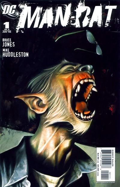 Man-Bat Vol. 3 #1 – 5 (2006)