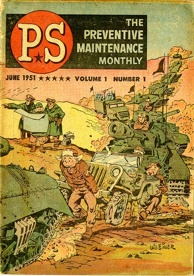 PS Magazine + Index (Collection) (1951-2019)
