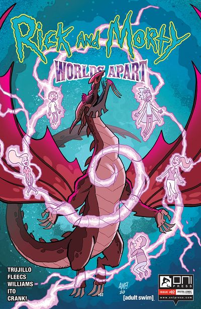 Rick and Morty – Worlds Apart #2 (2021)