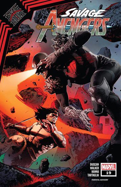 Savage Avengers #19 (2021)