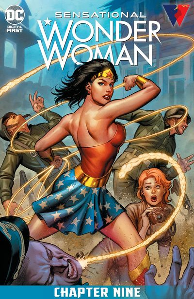 Sensational Wonder Woman #9 (2021)