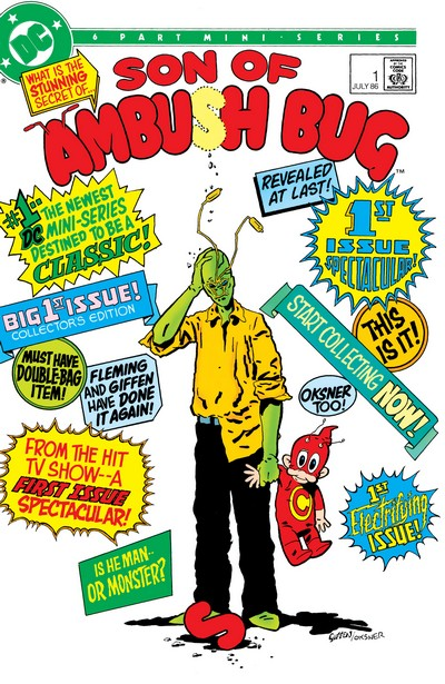 Son of Ambush Bug #1 – 6 (1986)