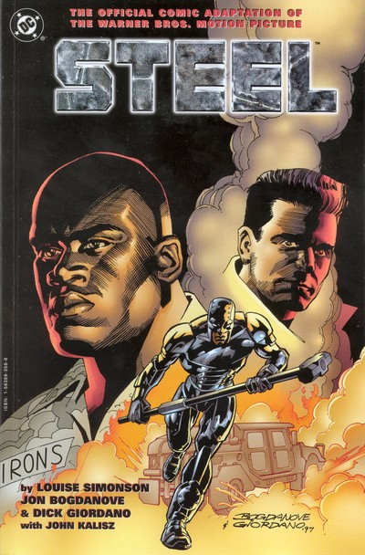 Steel The Official Comic Adaptation (1997)