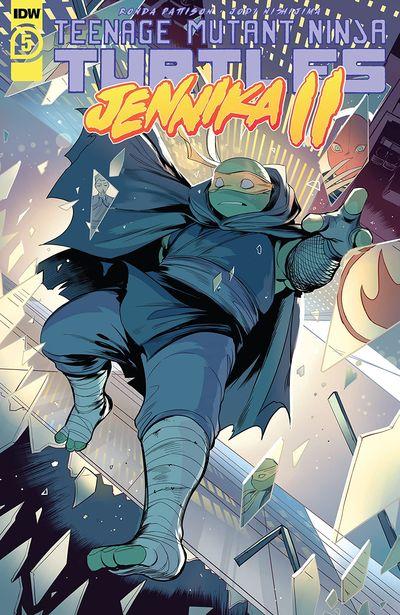 Teenage Mutant Ninja Turtles – Jennika II #5 (2021)