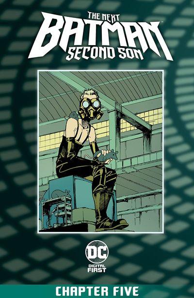 The Next Batman – Second Son #5 (2021)
