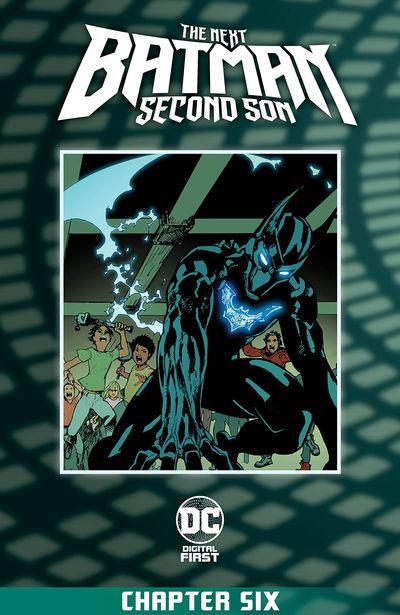 The Next Batman – Second Son #6 (2021)