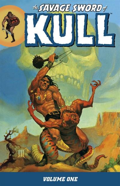 The Savage Sword of Kull Vol. 1 – 2 (2010)