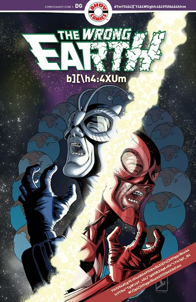 The Wrong Earth – Night and Day #3 (2021)
