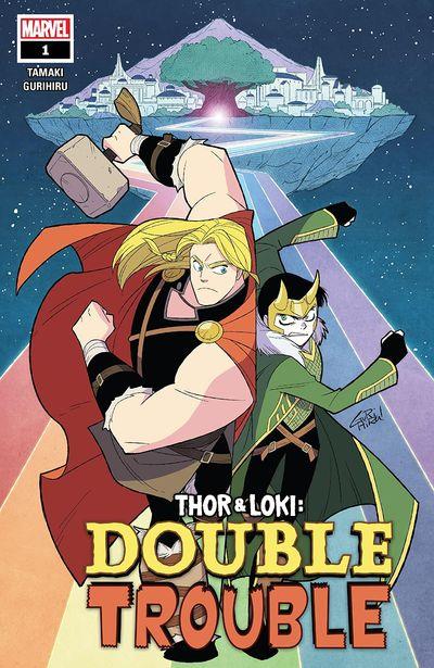 Thor and Loki – Double Trouble #1 (2021)