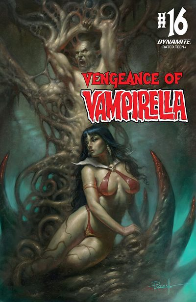 Vengeance of Vampirella #16 (2021)