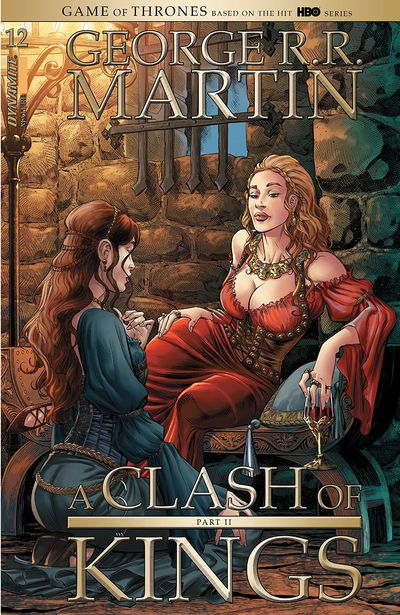 A Clash of Kings Vol. 2 #12 (2021)