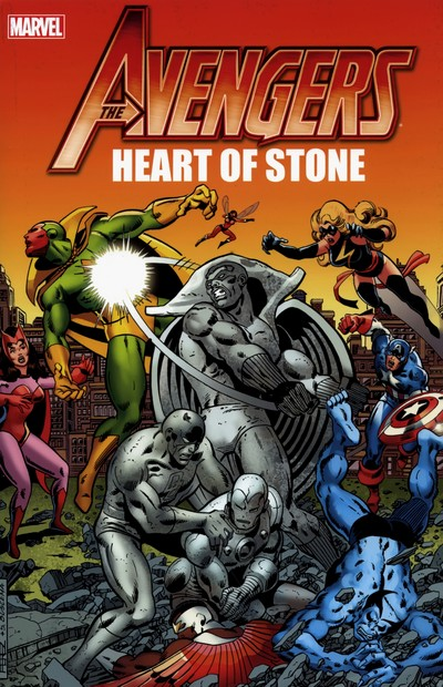 Avengers – Heart of Stone (TPB) (2015)