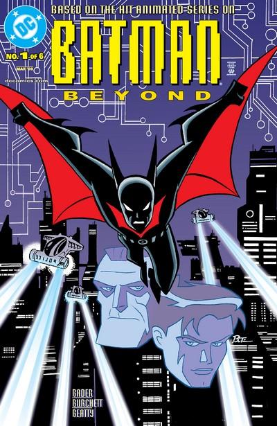 Batman Beyond #1 – 6 (1999)