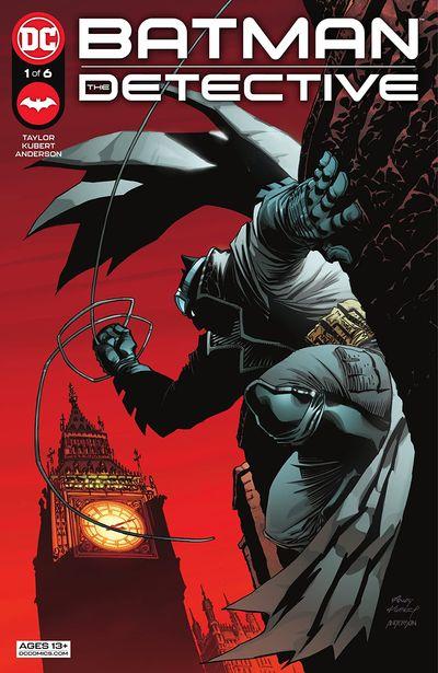 Batman – The Detective #1 (2021)