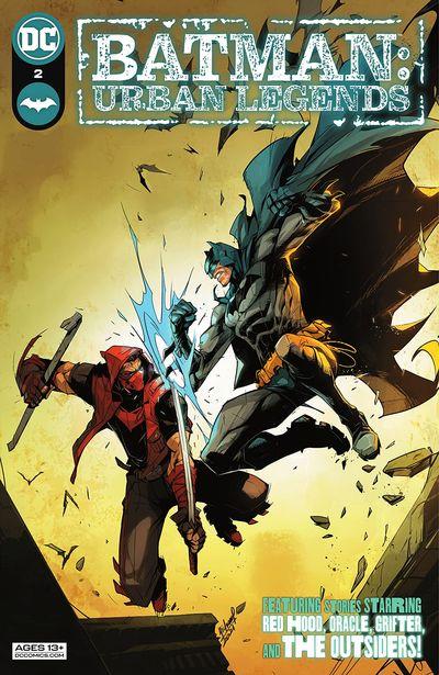 Batman – Urban Legends #2 (2021)