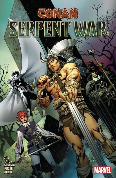 Conan – Serpent War (TPB) (2020)