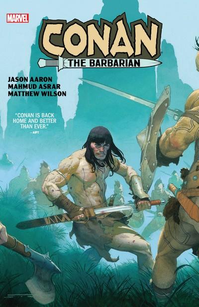 Conan the Barbarian by Aaron & Asrar (TPB) (2021)