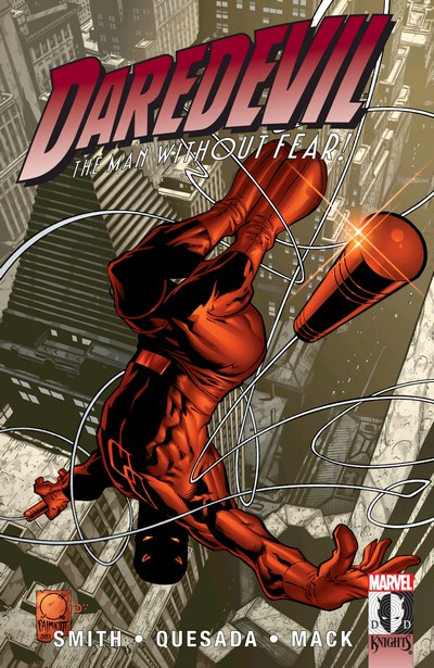 Daredevil – Marvel Knights Collection Vol. 1 – 6 (2006)