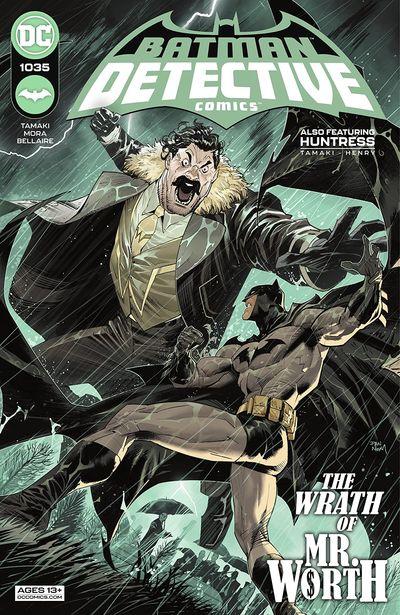 Detective Comics #1035 (2021)