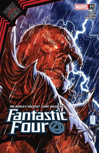Fantastic Four #30 (2021)