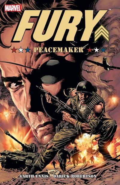Fury – Peacemaker (TPB) ((2020)