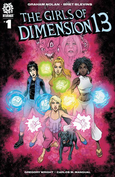 Girls of Dimension 13 #1 (2021)