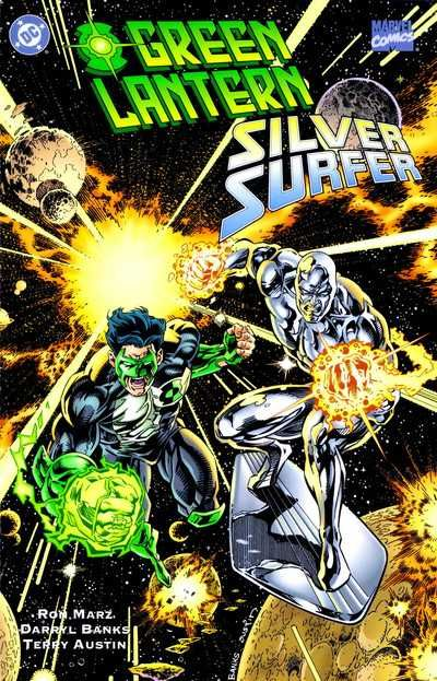 Green Lantern – Silver Surfer – Unholy Alliance #1 (1995)