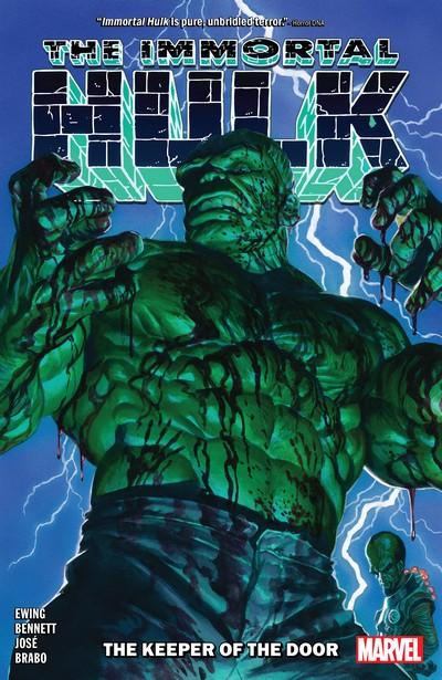 Immortal Hulk Vol. 8 – The Keeper Of The Door (TPB) (2021)
