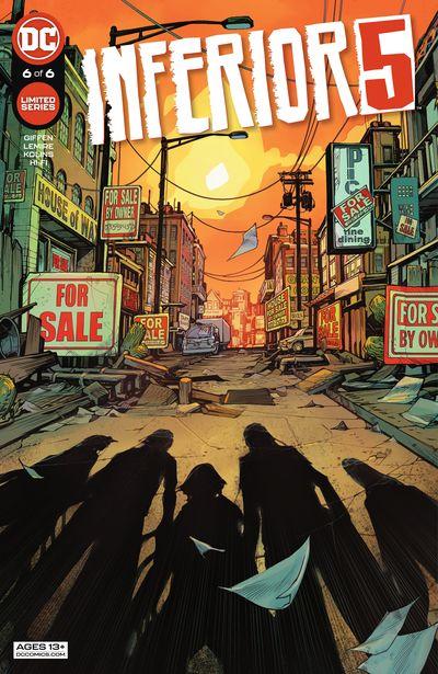 Inferior Five #6 (2021)