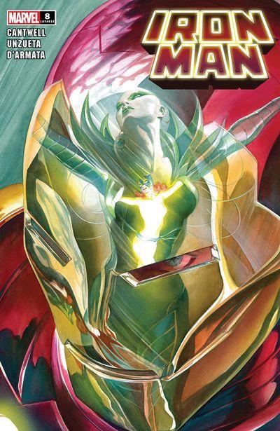 Iron Man #8 (2021)