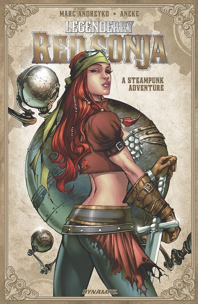 Legenderry – Red Sonja Vol. 1 (TPB) (2015)