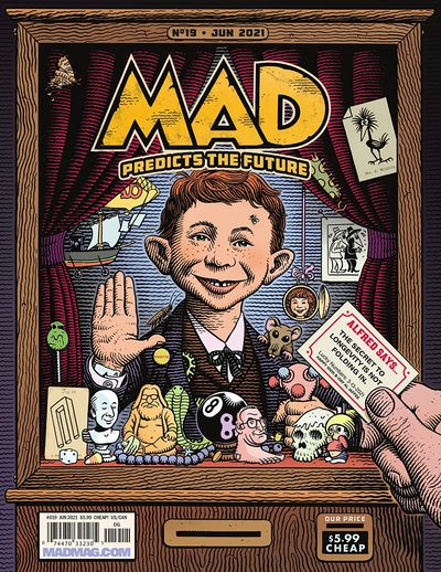 MAD Magazine #19 (2021)