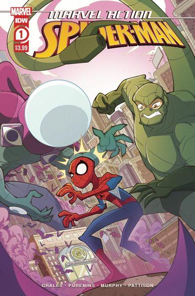 Marvel Action – Spider-Man #1 (2021)