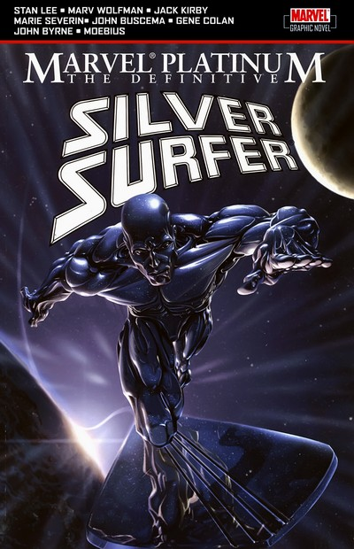 Marvel Platinum – The Definitive Silver Surfer (TPB) (2007)