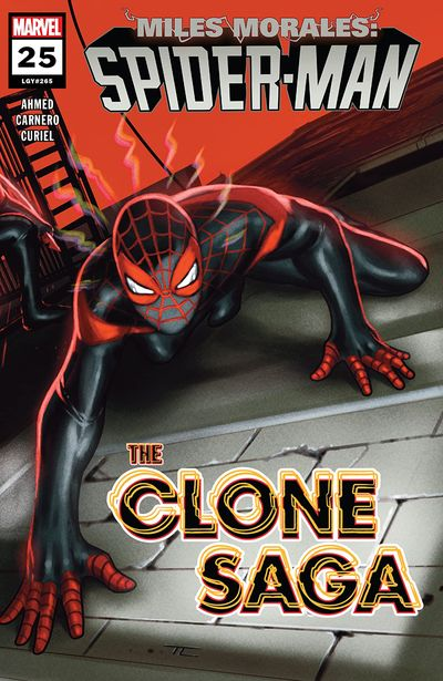 Miles Morales – Spider-Man #25 (2021)