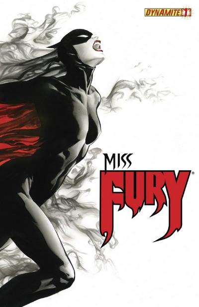 Miss Fury #1 – 11 (2013-2014)