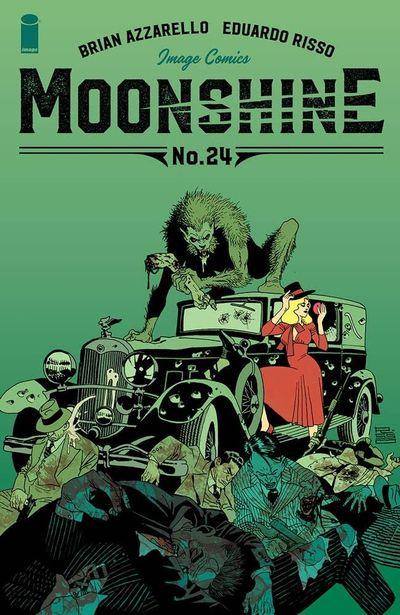 Moonshine #24 (2021)
