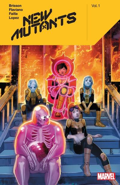 New Mutants by Ed Brisson Vol. 1 (TPB) (2021)