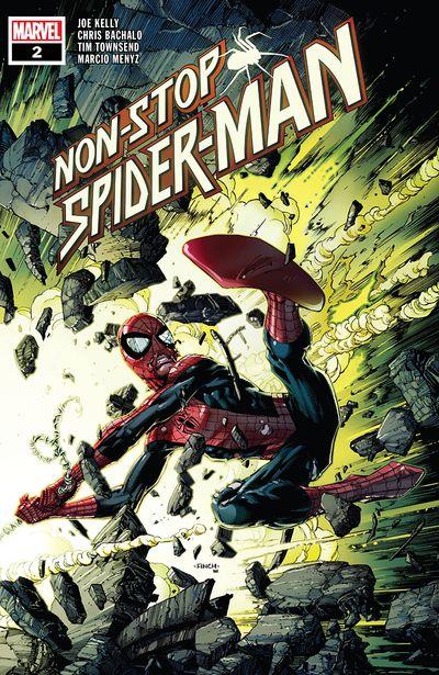 Non-Stop Spider-Man #2 (2021)