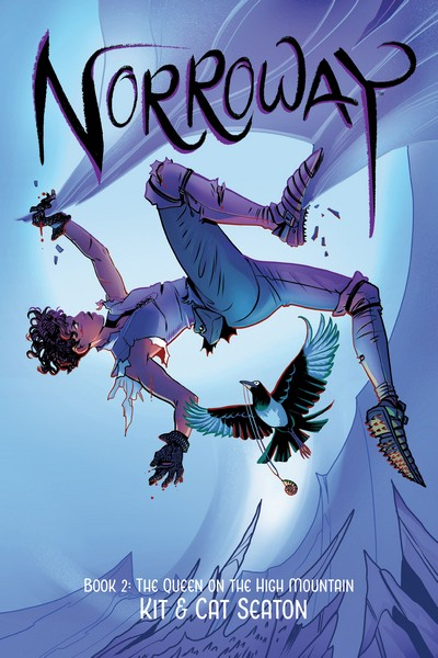 Norroway Vol. 2 – The Queen on the High Mountain (TPB) (2021)