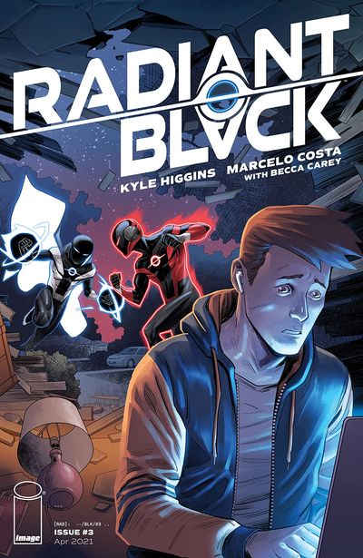 Radiant Black #3 (2021)