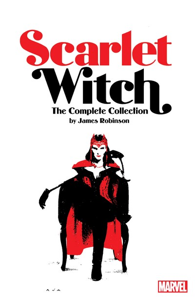 Scarlet Witch by James Robinson – The Complete Collection (2021)